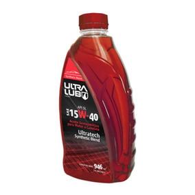 Aceite Semisintetico 15w40 Api Sl 946ml