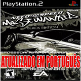 Need For Speed Most Wanted (legendado) Para Ps2 Jogo Petch