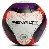 Bola Futebol De Campo Mirim Penalty Storm Com Costura N°3