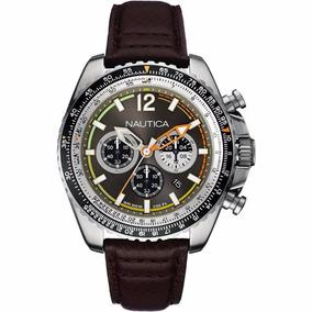 Reloj Nautica Nai22505g Hombre Wr 100m Envio Gratis