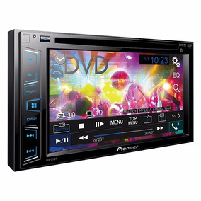 Dvd Pioneer Dos Din 5.5 Bluetooth Usb Aux In Avh-290bt 17