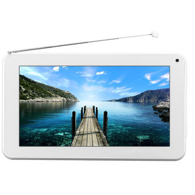 Tablet Qbex Tx780 7 8gb Dual Core A23 Dtv Branco