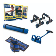 Clarín Gym En Casa Set 4 De 4 Accesorios Fitness