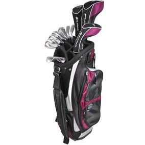Kaddygolf Set Palos Golf Orlimar He2 Mujer Completo Nuevo