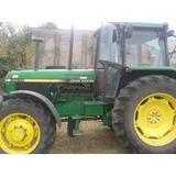 Tractor John Deere 3050, 4x4, Cabina.