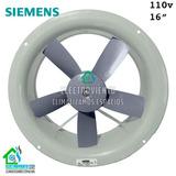 Extractor De Aire Siemens 16 Pulgadas Industrial 400mm-110v