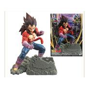 Figure Dragon Ball Gt - Vegeta Super Sayajin 4 - (diorama)