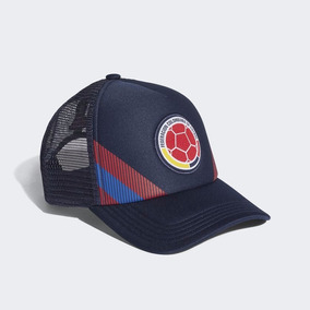 Gorras adidas Trucker Seleccion Colombia 2018 100% Original
