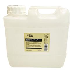 Alcohol En Gel Fulton - Bidon Por 5 Litros - Anmat