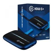 Capturadora Elgato Hd60 S+ Pc Ps4 Nintendo Xbox One Corsair