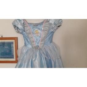 Traje Disfraz Cenicienta Disney Store Original