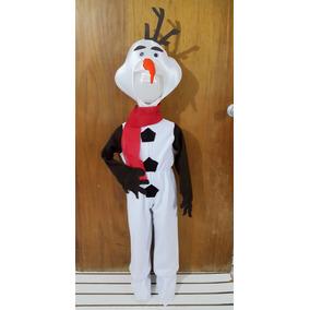Disfraz Muñeco De Nieve Olaf Disfraces Pastorelas Niños