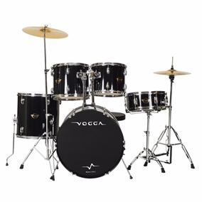Bateria Acústica Vogga Completa Bumbo 20 Vdp-920 - Hendrix