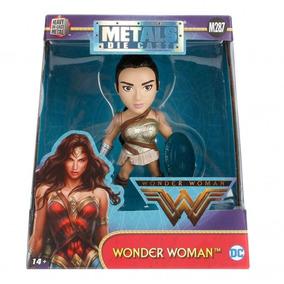 4278 Dc Comics Metal Diecast 10cm Wonder Woman Amazona M287