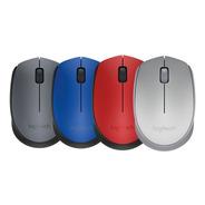 Mouse Inalámbrico Óptico Logitech M170 Wireless 2.4ghz C