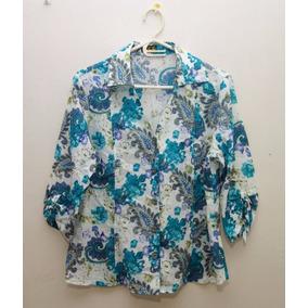 Camisas Blusas Con Flores Para Estrenar