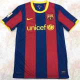 dfc478b5d8 Camisa Barcelona 3rd 09 10 Ml Bojan 11 Lfp Importada - Camisa ...