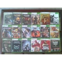 Juegos Xbox 360 Orignales Segunda Mano Desde $ 300