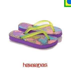 Havaianas Importadas Brasileñas Niñas