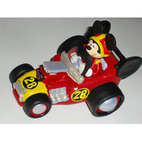 Mickey Mouse Aventura Sobre Ruedas,en Masa Flexible