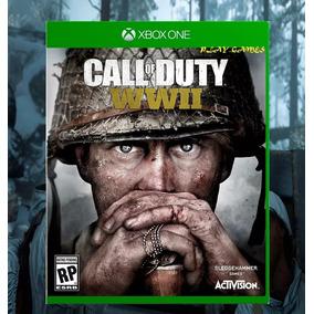 Call Of Duty: Ww2 - Xbox One - Mídia Digital - Português