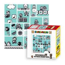 Super Mario Bros 3 Jigsaw 144 Puzzle Colección Limitada