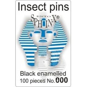 Alfileres Entomológicos Diferentes Números (insect Pins)