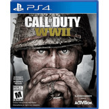 Call Of Duty Wwii Ps4 Fisico