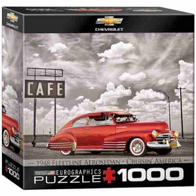 1948 Chevrolet Fleetline Aerosedan Rompecabezas(small Box) (