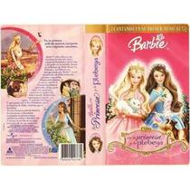 Barbie La Princesa Y La Plebeya Pelicula Vhs En Español