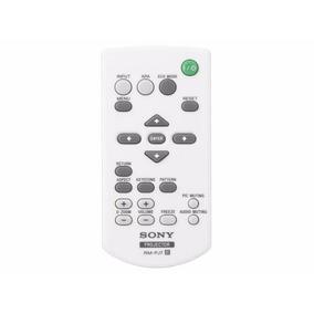 Controle Remoto P/ Projetor Sony Rm-pj7