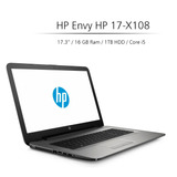 Notebook Hp Envy 17-x108 Core I5 16gb Ram 1tb Hdd Ref