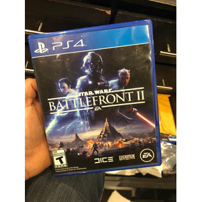 Battle Front Ii 2 Ps4