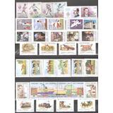 Lote De 252 Estampillas Diferentes Mint Decada Del 80 (nº2)