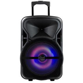 Caixa De Som Amplificadora Bluetooth Bivolt - Cm600bt