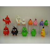 Kit Festa Angry Birds - Coleção Angry Birds - Bonecos