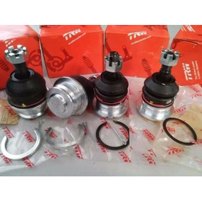 Kit 4 Pivôs Inferior Superior Toyota Hilux E Sw4 2005 A 2015