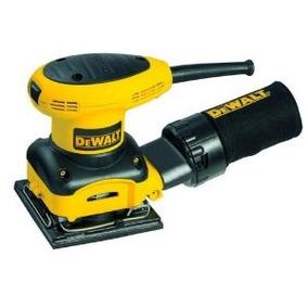 Dewalt D26441 2.4 Amp 1/4 Hoja De Palm Grip Sander Con Tela