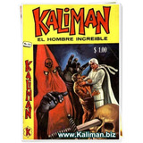 Coleccion De Casi 900 Revistas En Buen Estado De Kaliman