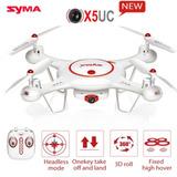 Drone Syma X5uc 2.4ghz Cámara Hd Flotante Gtía Techcel