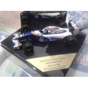 Miniatura Damon Hill ,equipe Williams 1994