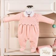 Saída Maternidade Rosa 2 Peças Balões