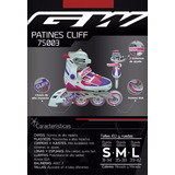 Patines Recreativos Gw Cliff Ref 075003
