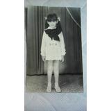 Fotografía.escolar 1° Día De Clases.1971.uruguay
