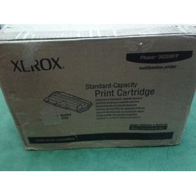 Toner Xerox Mfp 3635 Original