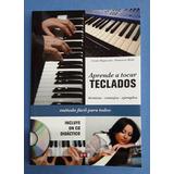 Aprende A Tocar Teclados + Cd - Ed. De Vecchi