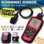 Escaner Automotriz Maxiscan Ms509 Konnwei Kw808 Obd2 Eobd