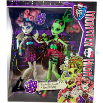 Monster High Rochelle Goyle E Venus Mcflytrap Mattel Bjr17