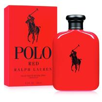 Ralph Lauren Polo Rojo Eau Parfum Spray Hombres 4 2 Onza