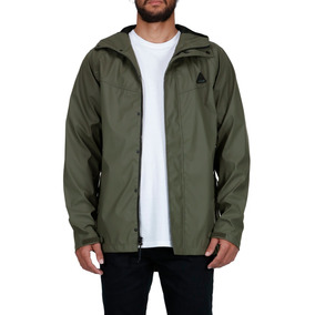 Campera Billabong Shield Jacket Verde Hombre